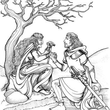 Gadwin y Lady Ragnell
